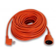 EMOS predlžovací prívod 25m / 1 zásuvka P01125