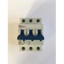 Istič YCL7-3P/C 400V/AC 16A