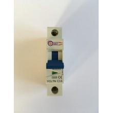 Istič YCL7-1P/C 230V/AC 16A