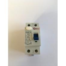 Prúdový chránič YCB7RL-2P/230V/30mA/AC 40A