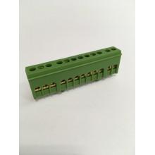 Mostík NKSZ-12 vstupový izolovaný zelený
