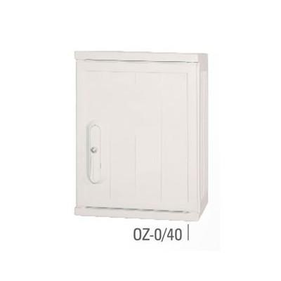 Prázdna skriňa OZ-0/40 - 300x400x245mm