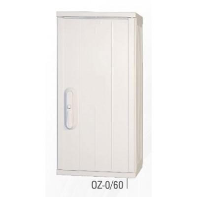 Prázdna skriňa OZ-0/60 - 300x600x245mm