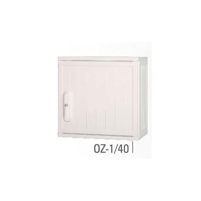 Prázdna skriňa OZ-1/40 - 400x400x245mm