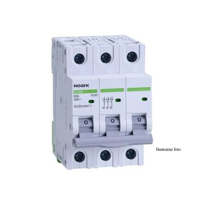 Hlavný vypínač NOARK 3P/ 100A /230V