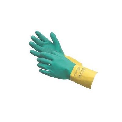 Pracovné rukavice Ansell Bi-colour