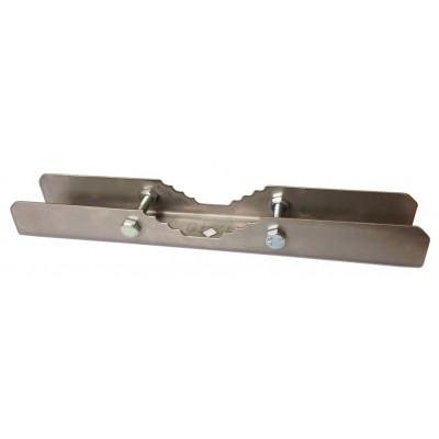 SFOS Držiak na stĺp VEĽKÝ pre priemer stĺpa 60-150