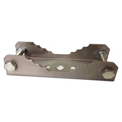 SFOS Držiak na stĺp MALÝ pre priemer stĺpa 60-150