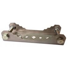 SFOS Držiak na stĺp MALÝ pre priemer stĺpa 150-300 mm