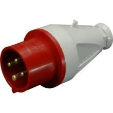 Vidlica IV 1643 typ 252 400V/16A/4-pól IP44