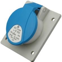 Zásuvka vstavaná IE 1632 230V/16A/3P/IP54