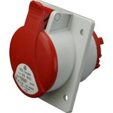 Zásuvka IEB 1653 400V/16A/5-pól IP54