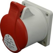 Zásuvka vstavaná IERN 3243 400V/32A/4P/IP54