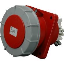 Zásuvka vstavaná IEGN 12543 400V/125A/4P/IP67