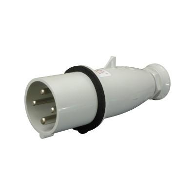 Vidlica IV 6343 400V/63A/4-pól  IP44