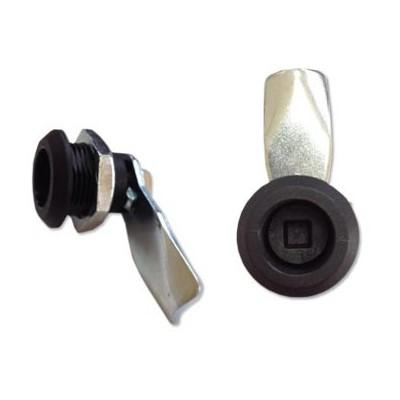 Rozvádzačový zámok s vnútorným otvorom 6x6mm