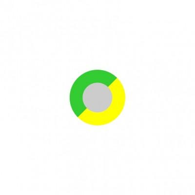 Vodič H07V-U (CY) 1,5 zelenožltý