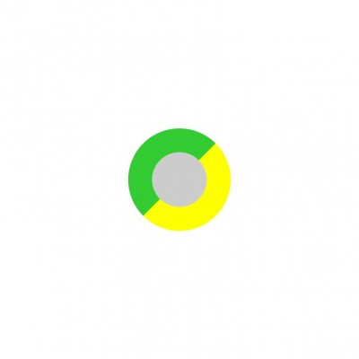 Vodič H07V-K (CYA) 1,5 zelenožltý