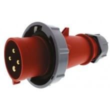 Vidlica 32A, 400V, 4-pól,IP67 S MN 294