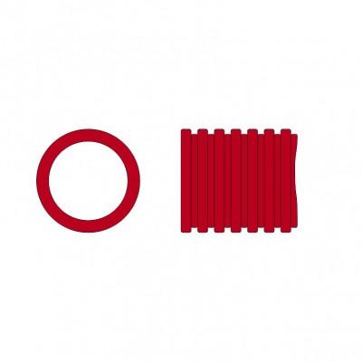 Chránička červená 50