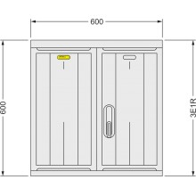 SFOS elektromerový rozvádzač 3E1R