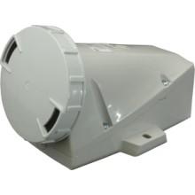 Nástenná zásuvka IZG 6343 63A/400V/4P/IP67