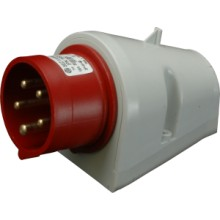 Prívodka nástenná IPN 1653 16A/400V/5P