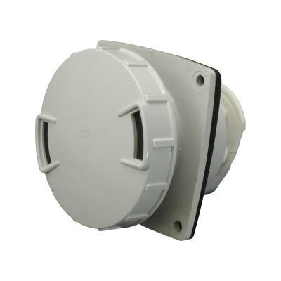 Zásuvka vstavaná IEG 6345 63A/400V/4P/IP67