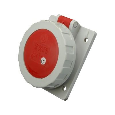 Zásuvka vstavaná IEG 1653 16A/400V/5P/IP67