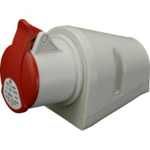 Zásuvka nástenná IZN 3253 400V/32A/5P