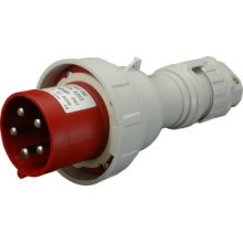 Vidlica IVGN 6353 63A/400V/5P/IP67
