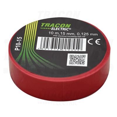 Izolačná páska červená P10-15