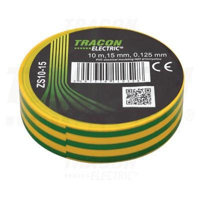 Izolačná páska zelenožltá ZS10-15
