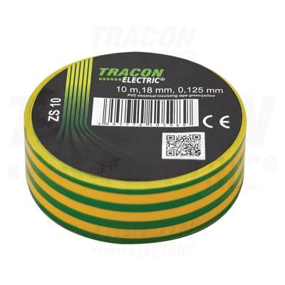 Izolačná páska zelenožltá ZS10