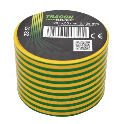Izolačná páska zelenožltá ZS50