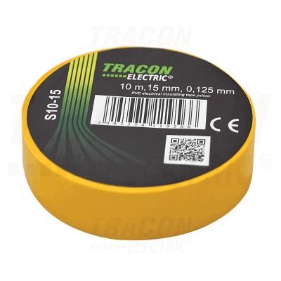 Izolačná páska žltá S10-15