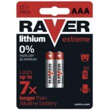 Batéria RAVER FR03 1,5V (AAA)