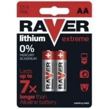 Batéria RAVER FR6 1,5V (AA)