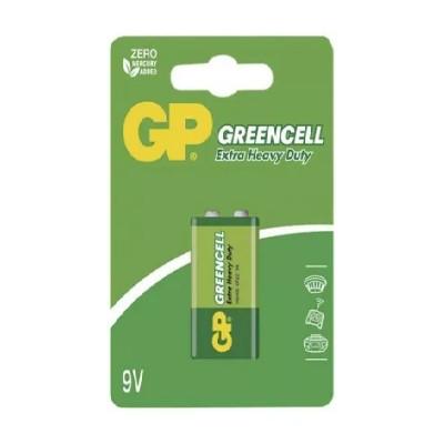 Batéria GP 6F22 GREENCELL 9V