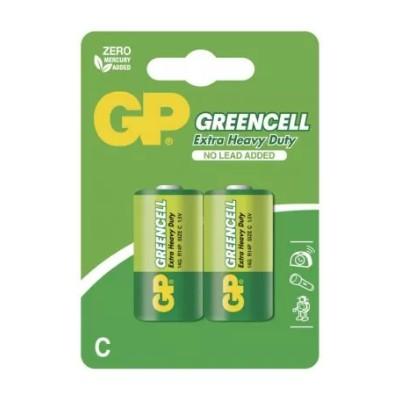 Batéria GP R14 GREENCELL 1,5V