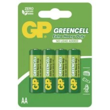 Batéria GP R6 GREENCELL 1,5V (AA)