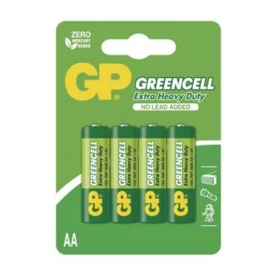 Batéria GP R6 GREENCELL 1,5V