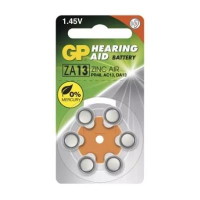 Batéria GP ZA13 do načúvacích zariadení 1,45V