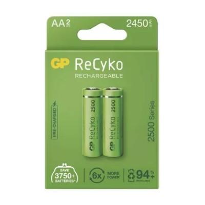 Batéria GP HR6 RECYKO 1,2V (AA)