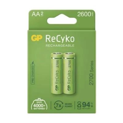 Batéria GP HR6 2700 RECYKO 1,2V (AA)