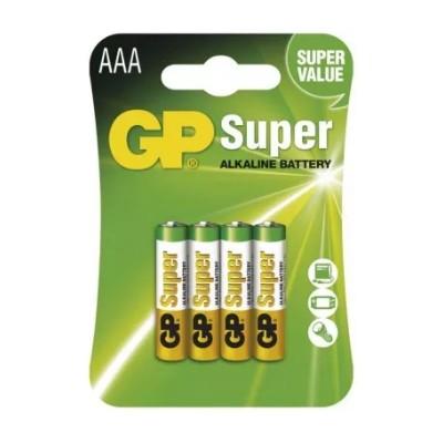 Batéria GP LR03 SUPER 1,5V (AAA)