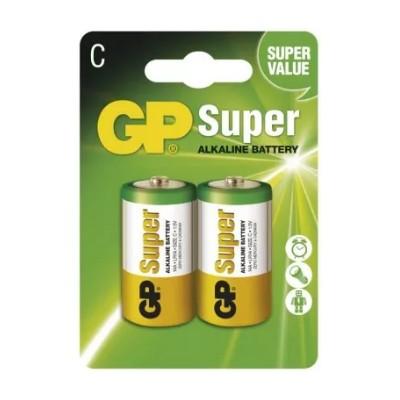Batéria GP LR14 C SUPER 1,5V