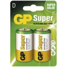 Batéria GP LR20 D SUPER 1,5V (D)