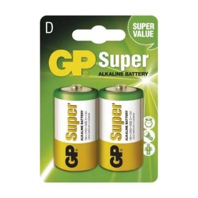 Batéria GP LR20 D SUPER 1,5V