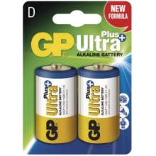 Batéria GP LR20 D ULTRA PLUS 1,5V (D)